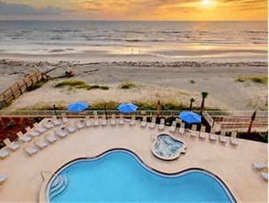 Jacksonville Fl Courtyard By Marriott Jacksonville Beach