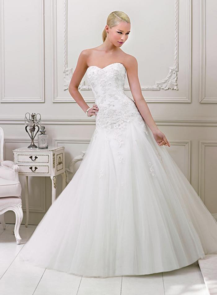Divina Sposa 132-13 menyasszonyi ruha
