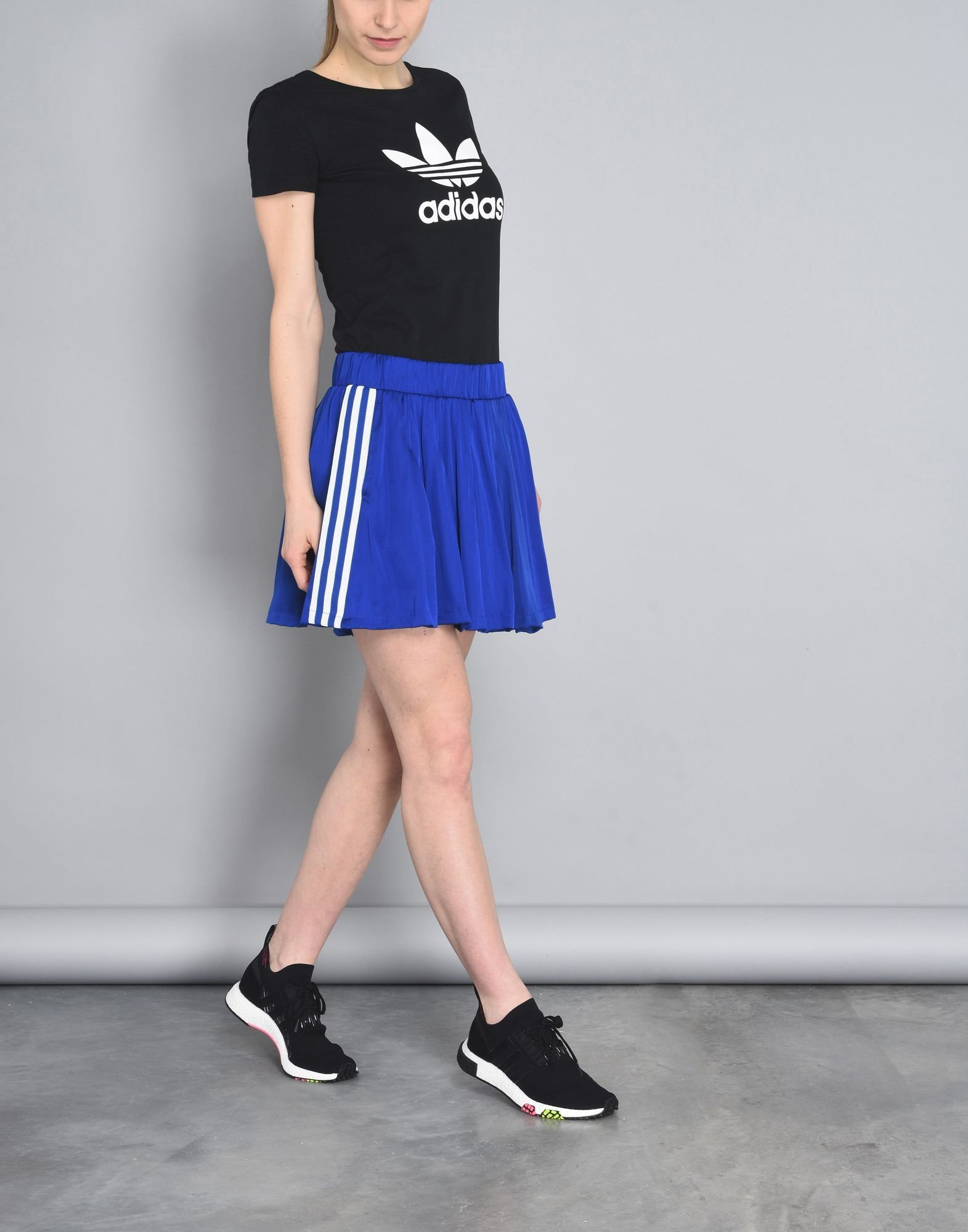 728d52e26c Adidas Originals Fsh L Skirt - ミニスカート / レディース | YOOX - 35372351QT