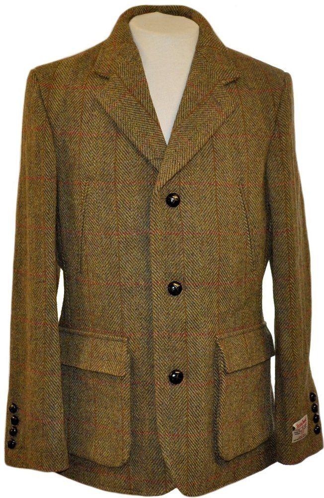 Harris Tweed Jacket  de3a7d4e840