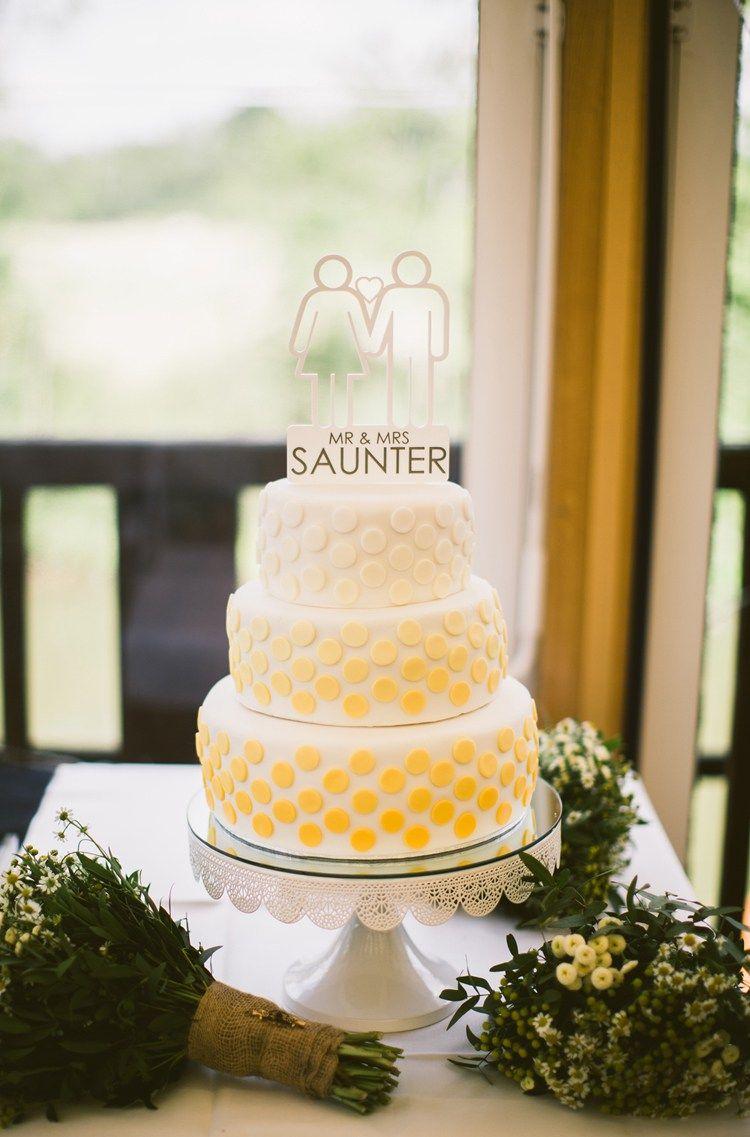 Cute & Quirky Modern Yellow & Grey City Wedding | Wedding, Wedding ...