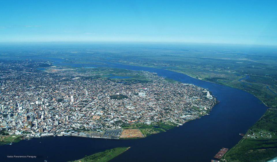 Asuncion Del Paraguay Capital De Mis Amores South American Countries Paraguay City Photo