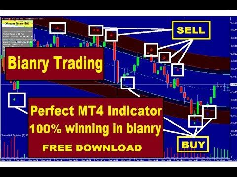 Binary Trading Perfect Mt4 Indicator 100 Winning In Bianry