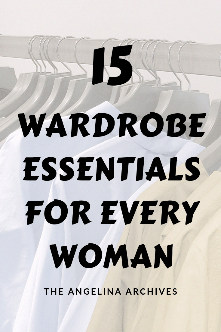 15 Fashion Trends Every Woman Needs In Her Capsule Wardrobe – Do You Need Some