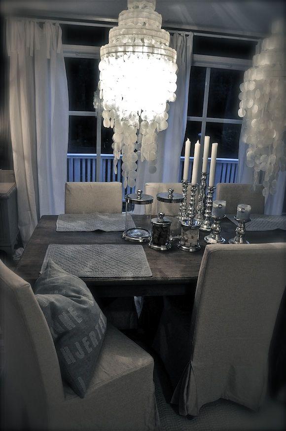 prachtige schelpjes lampen interieur inspiratie pinterest sch ne lampen und lampen. Black Bedroom Furniture Sets. Home Design Ideas