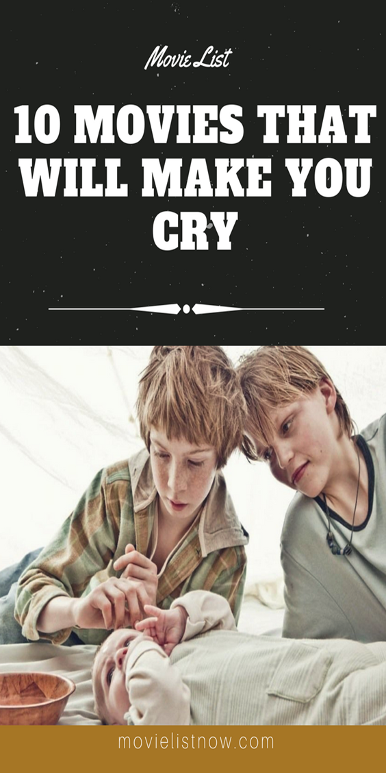 The best crying movies