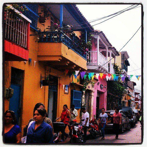 Turismo Colombia, Foto By mateorito #SomosTurismo #lifeinlofi #cartagenadeindias #colores #colorful #mateorito #igerscolombia