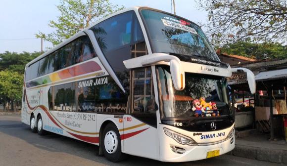 Rute Dan Harga Tiket Bus Sinar Jaya Terbaru Update Harga