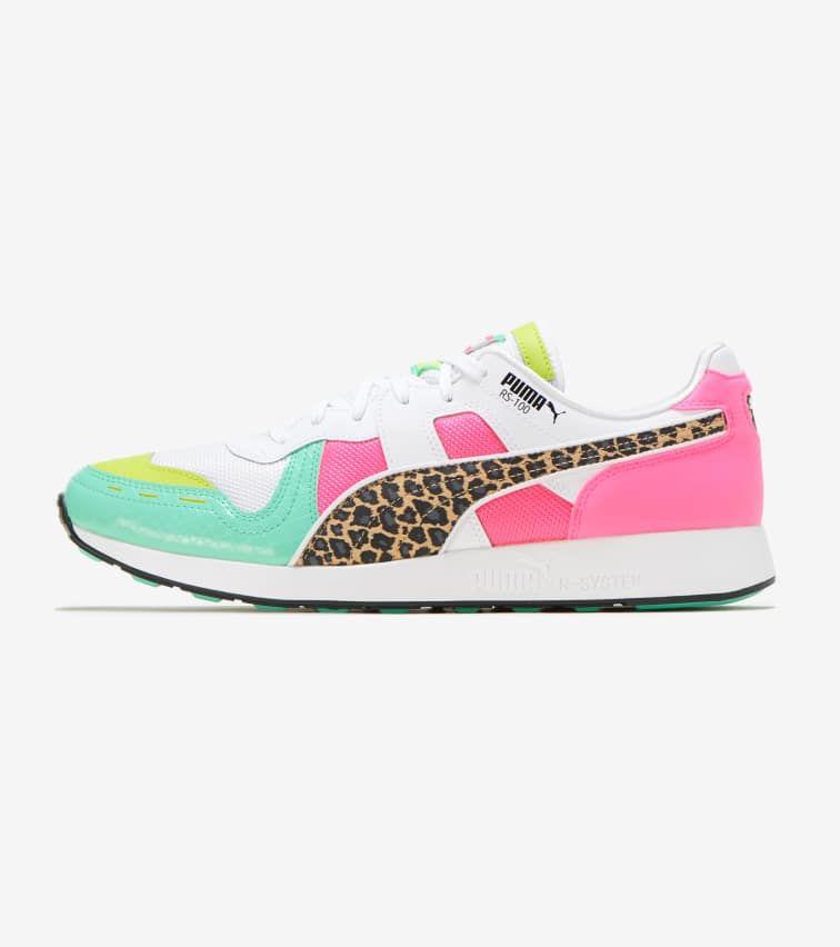 PUMA RS-100 PARTY CROC. #puma #shoes