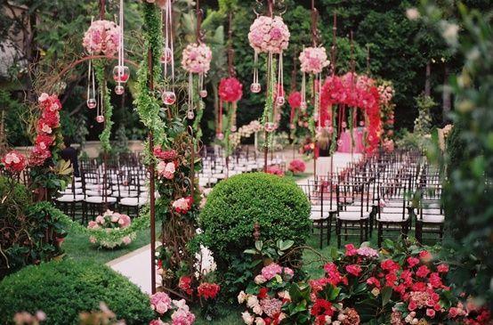 Outdoor Wedding Venues Four Seasons Hotel Los Angeles Southern California