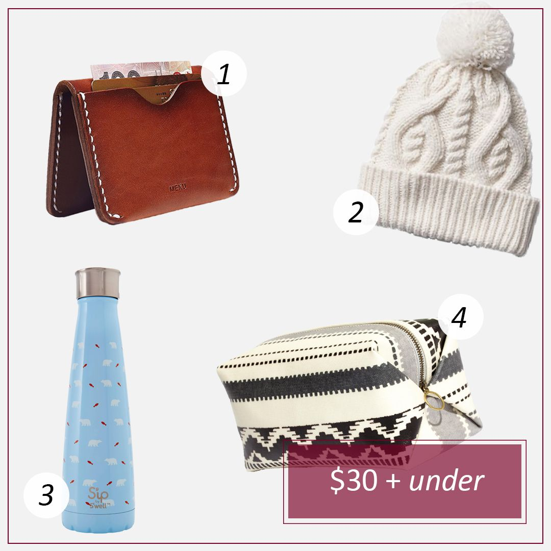 Greyhound Bus Holiday Gift Guide $30 and Under