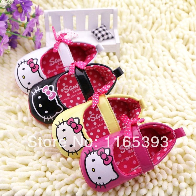 hello kitty Baby Shoes Soft Sole Baby