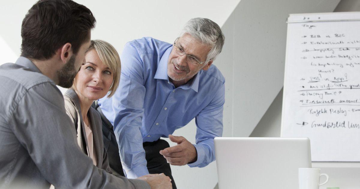 Seminare geben Inspiration und ermöglichen einen praxisbezogenen Einstieg in verschiedene Themen der Büro- und Arbeitswelt.