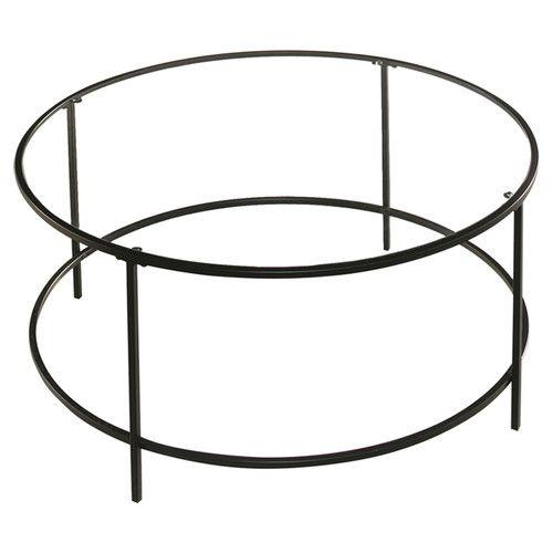Sauder Soft Modern Coffee Table   Coffee table, Round ...