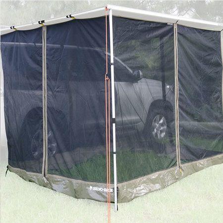 Rhino Rack Mesh Room For 2 5m 8ft Sunseeker Awning Bike Roof Rack Roof Rack Tent Car Roof Racks