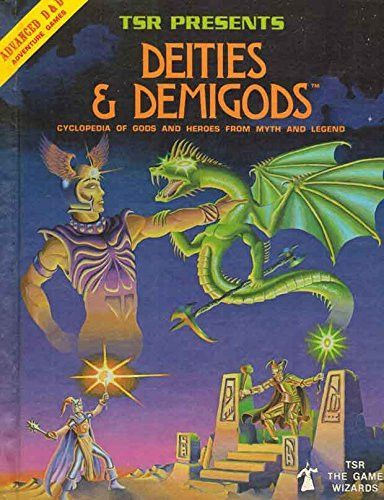 Deities Demigods Cyclopedia Of Gods And Heroes From Myth And Legend Advanced Du Dungeons And Dragons Dungeons And Dragons Art Advanced Dungeons And Dragons