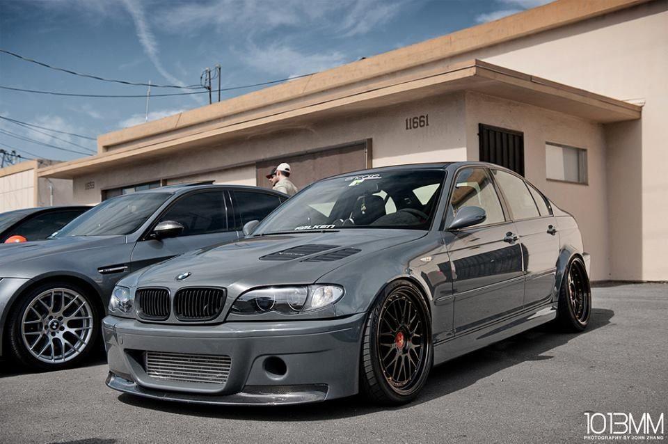Bmw e46 CSL front bumper | BMW | Bmw e46 sedan, Bmw 318, E46