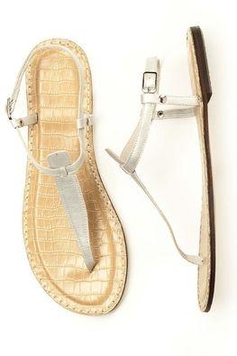 Dessy Group Style T-SANDAL - T-Strap Sandal