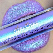 Photo of Lime Crime: New Diamond Crusher Lip Topper Shades WOWZZAAA! Kan du i det hele tatt …