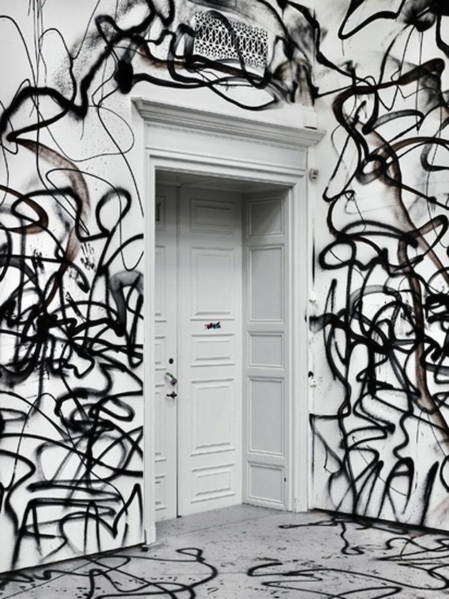 DECOR INTERIORS ROOMS ART Punk Influence On Interior Design