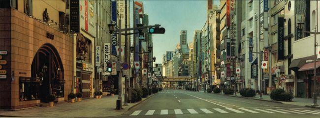 中野正貴,東京窗景