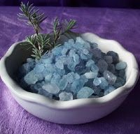 Man in the Moon Herbs: Make Your Own Bath Salts
