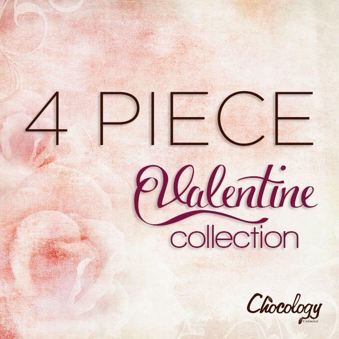 4-Piece Valentine's