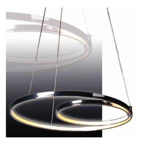L谩mpara LED 30W Tiras de led, Forma circular y Dispuesta - lamparas de techo modernas