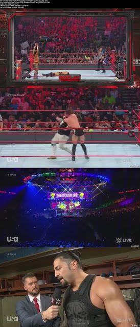 Wwe Monday Night Raw 29 May 2017 Hdtv 480p Full Episode Download
