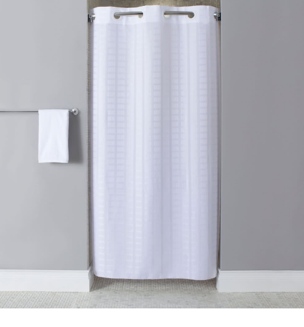 Hookless Hotel Shower Curtain Best Ideas