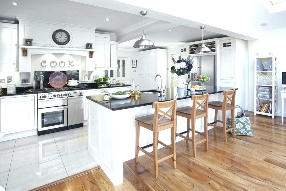 Wood Floor Transition Wood Look Tile Google Search Trendy Kitchen Tile House Flooring Wood Tile Floor Kitchen
