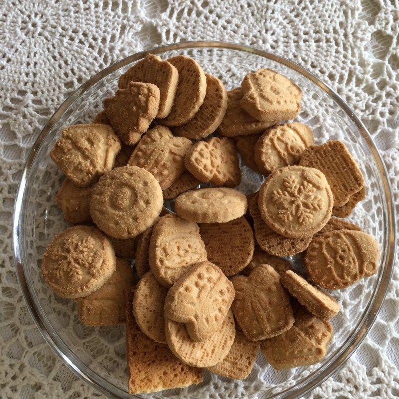 Galleticas Delicadas | Recetas de Reyna