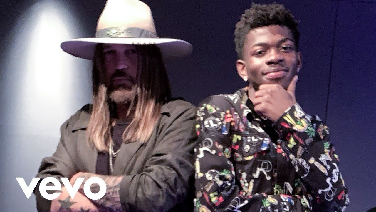 Video Lil Nas X Old Town Road Feat Billy Ray Cyrus Billy Ray Cyrus Billy Ray Road Music