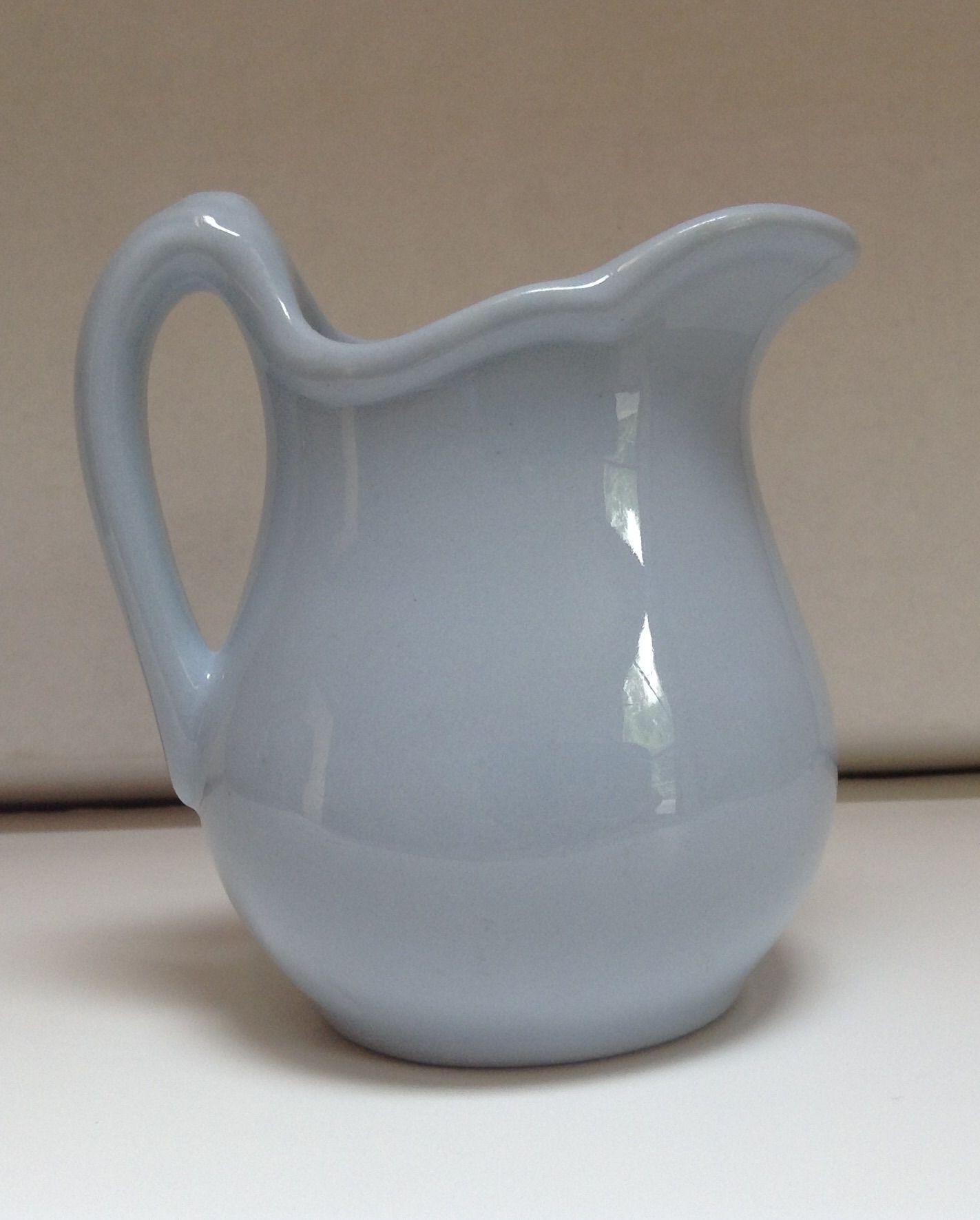 Buffalo China creamer. Made in Buffalo, New York. | Pottery - Made ...