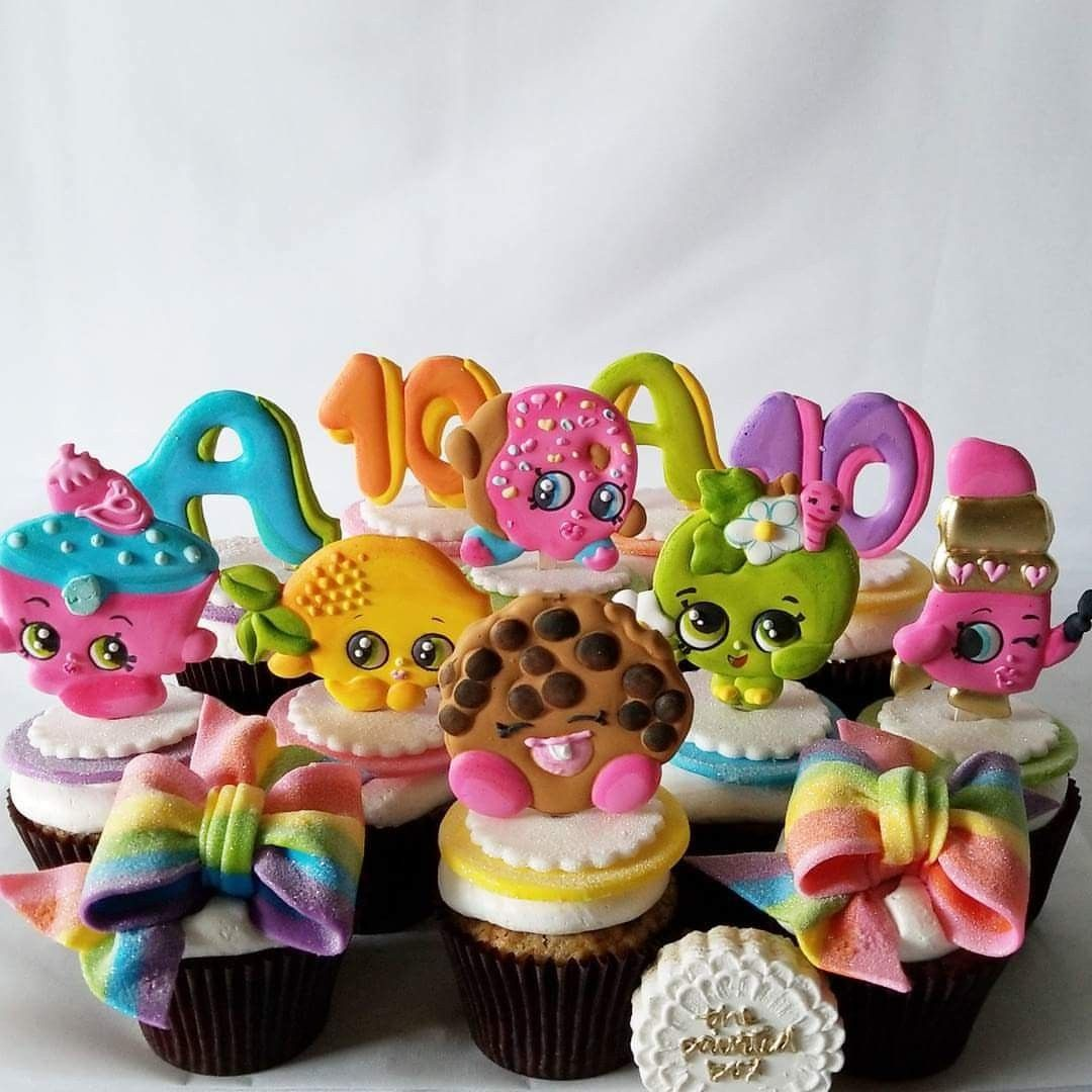 Shopkins Cupcakes Shopkins Cupcakes Cupcake Party