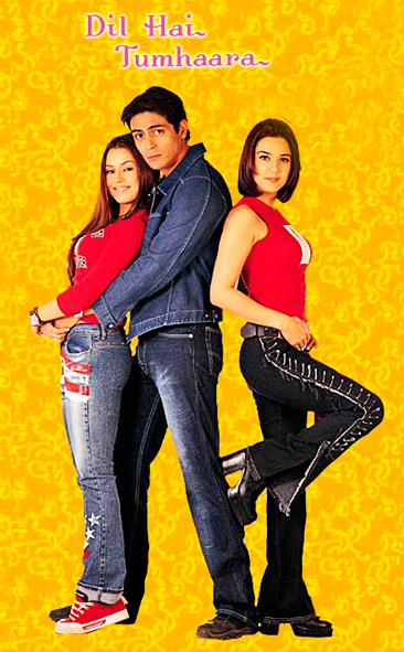 Dil Hai Tumhaara 2002 Subtitulada Online Cinehindi Com Bollywood Movie Songs Movies To Watch Hindi Bollywood Movie