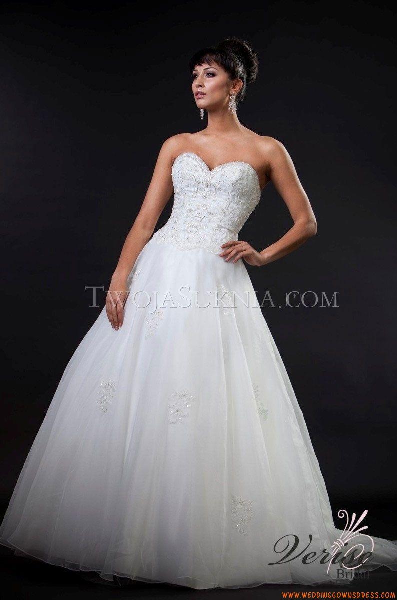 Wedding Dress Verise Sophie Vienna Cotte By Romance