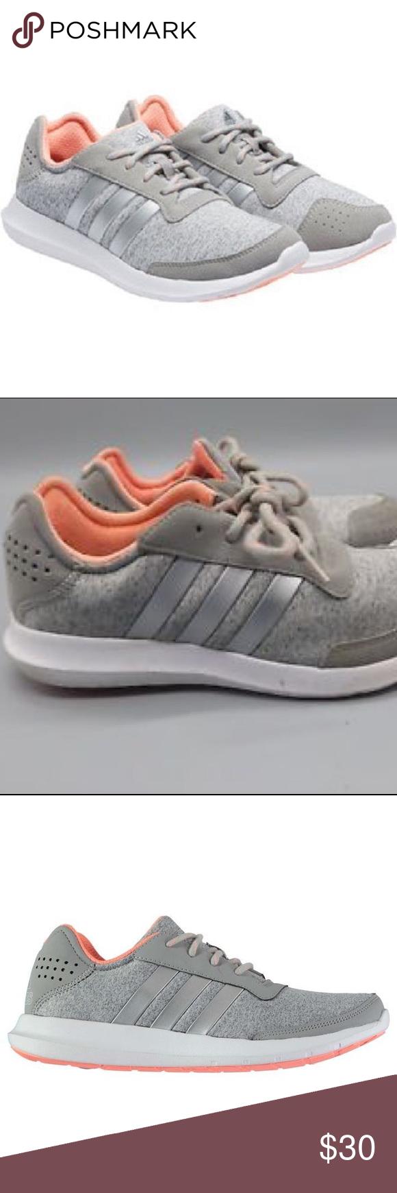 Adidas Supercloud Running Shoes Grey