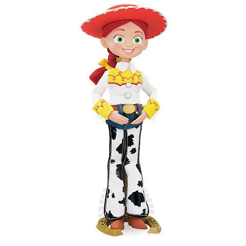 Disney Pixar Toy Story 3 Action Figure - Jessie Yodeling Cowgirl ... e2b1b3d5f5f