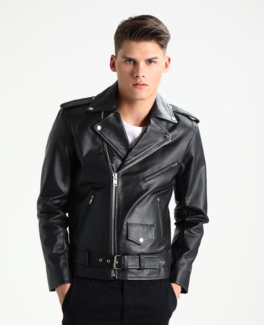 Pin On Men Fashion Leather Jackets