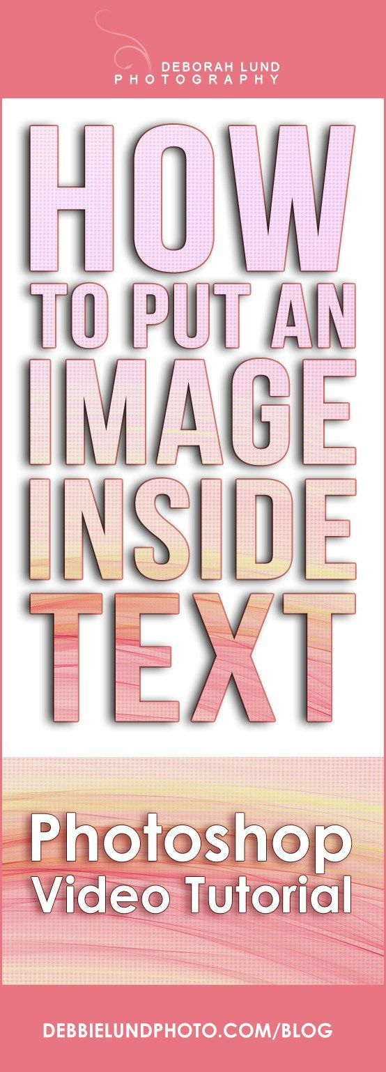 how to put text behind an image in photoshop