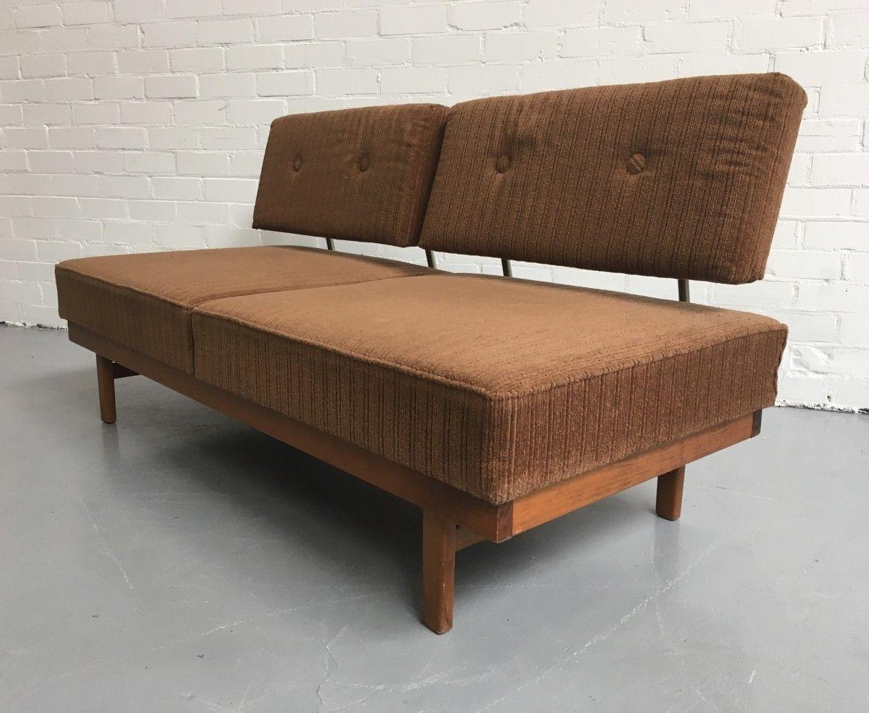 1950s hallway ideas  Stella sleeping sofa by Walter Knoll s  Vintage Design Seating