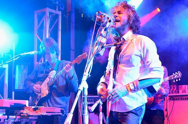The Flaming Lips > The Beatles