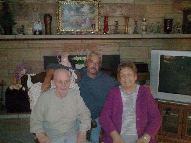 Mom/dad/Rob (family friend)  10-29-11