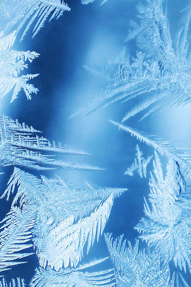 frozenwindows parallax HD iPhone iPad wallpaper