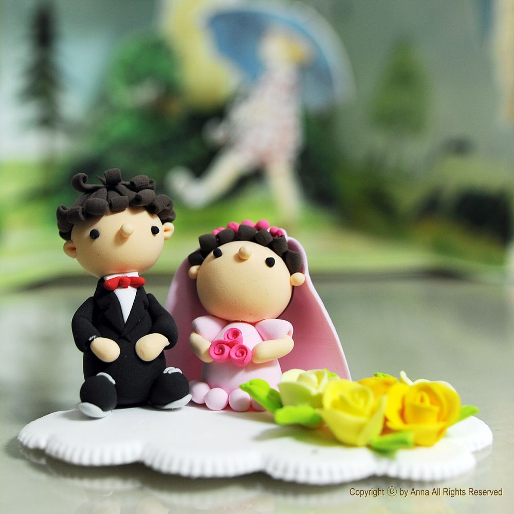 Cute clay ideas crafts a cute couple clay art for Arts and crafts ideas for couples