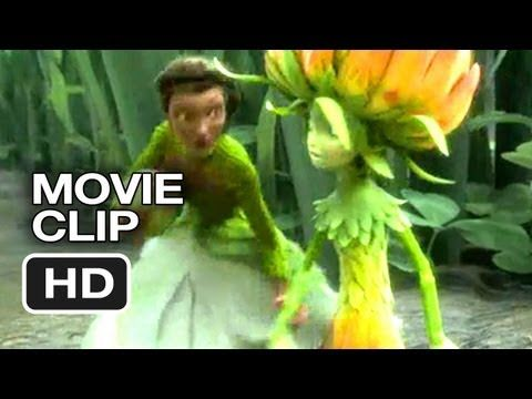 Epic Movie CLIP - Tara's Escape (2013) - Josh Hutcherson, Amanda Seyfried Movie HD #epicmovie