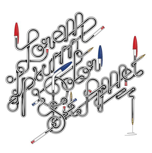 Artist: Alex Trochut (http://www.alextrochut.com) - 50 Inspiring ...