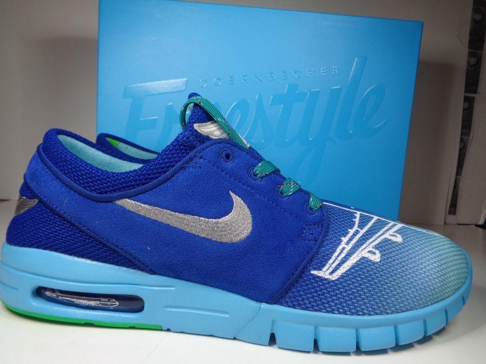 info for 6faa7 8b39f Mens Nike Doernbecher Stefan Janoski Max Corwin shoes size 10 898640-404   Nike  RunningCrossTraining