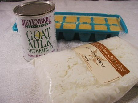 Make Your Homemade Soap Extra Creamy by Adding Goat's Milk - Soap -
